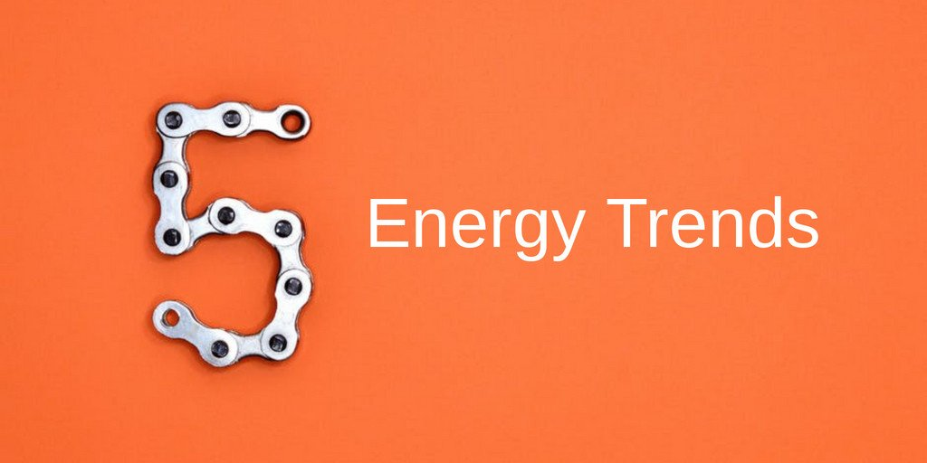 Five Energy Trends
